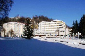 Kurort Jáchymov Spa Complex Curie - Hotel Curie
