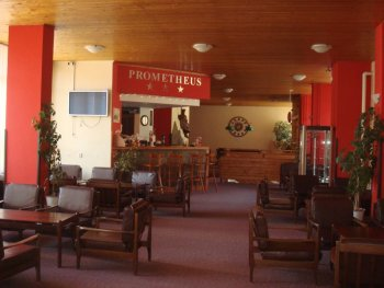 Horský Wellness hotel Prometheus