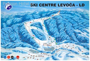 Penzion SKI CENTRE Resort Levočská Dolina